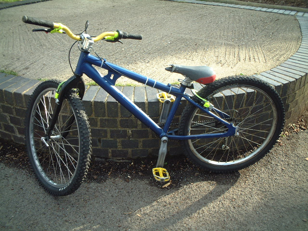 Connell's Bike
