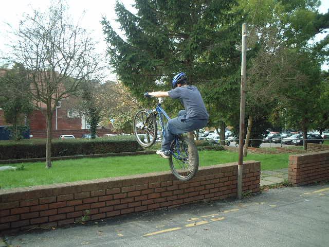 Me Pedal Up 6.5 Bricks